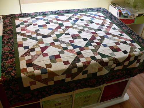 Thimbleberries Jacob's Ladder | by Deb@asimplelifequilts
