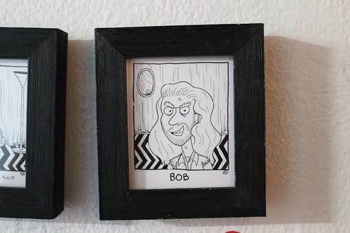 Twin Peaks Bob Red Room