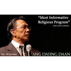 Religion of ang dating daan
