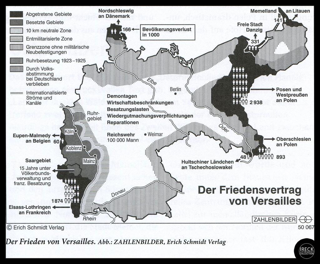 Der Frieden Von Versailles Erich Schmidt Verlag Deutsche Flickr