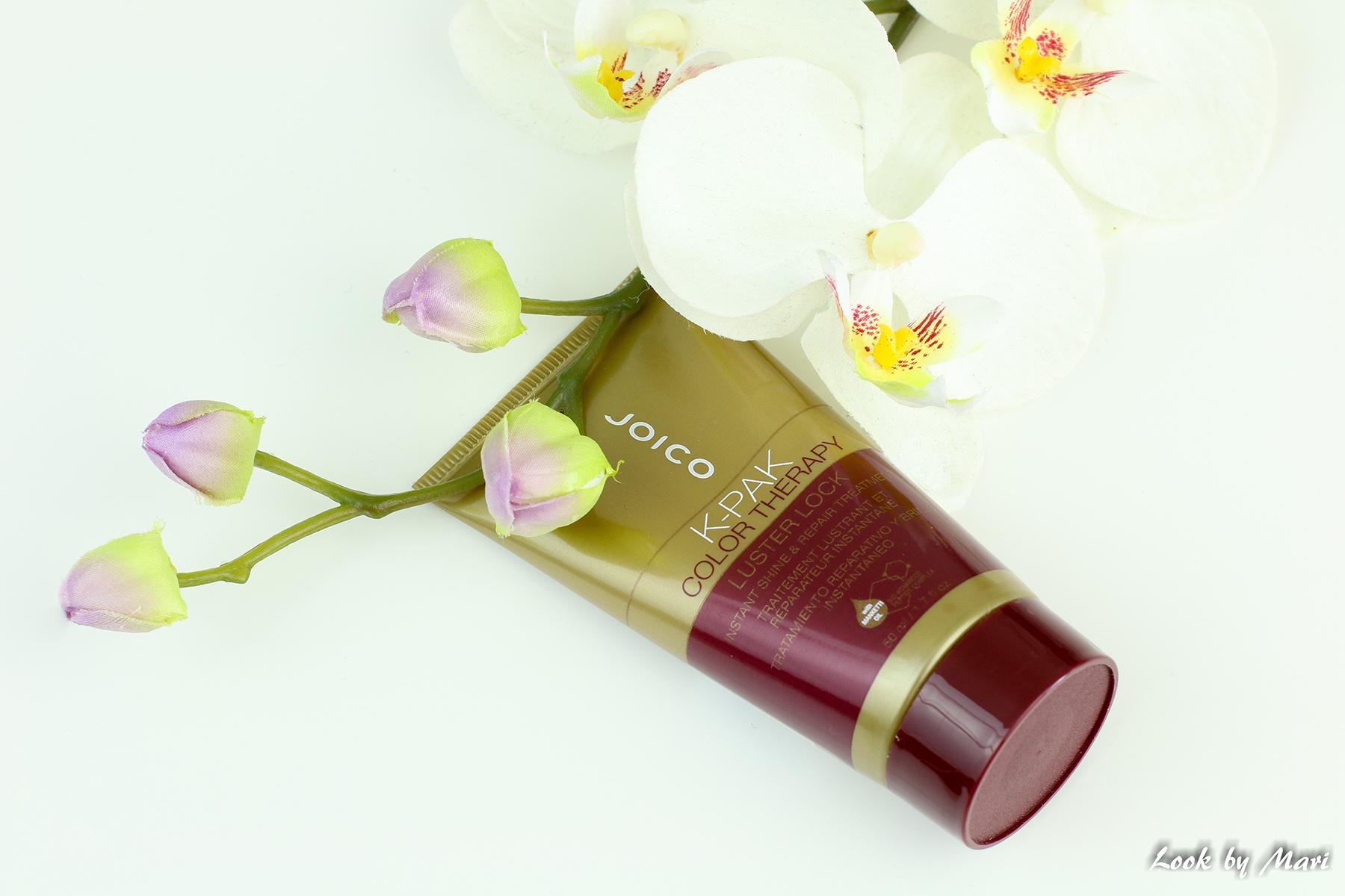 14 Joico k-pak color therapy luster lock instant shine & repair treatment review kokemuksia