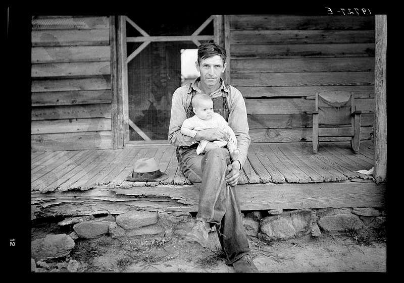 L'Université Yale met en ligne 170 000 photos de la Grande Dépression aux USA prises par les plus grands photographes