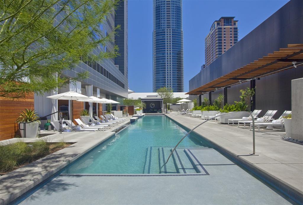 W Austin Hotel Pool And Cabanas Pool And Cabanas Pool W Au Flickr