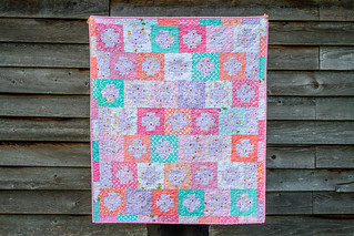 Posy Inside Out Quilt | by makinglifeprettier