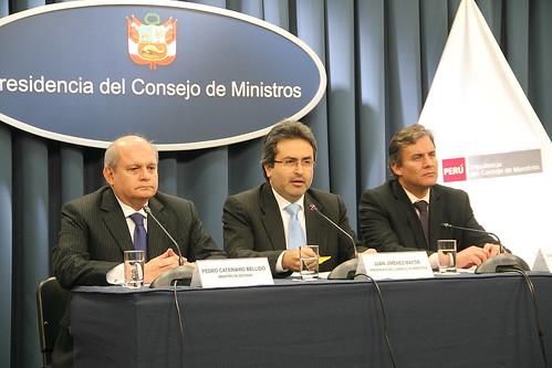 Conferencia presidente consejo de ministros ministro de d for Clausula suelo consejo de ministros