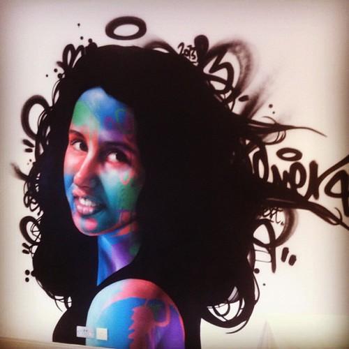 Bedroom Wall Art Graffiti: Graffiti Bedroom Wall... Artwork By The Graffiti Kings Com