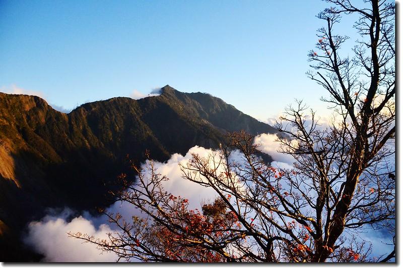 北大武山登山步道3.8K光明頂的黃昏 2