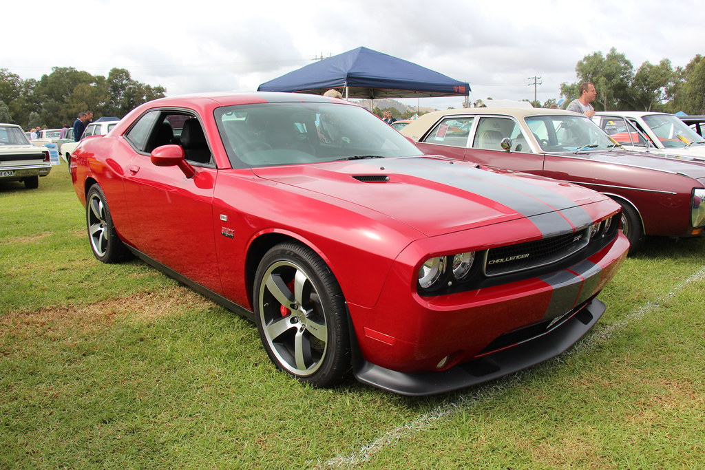 2012 Dodge Challenger Srt 392 Introduced In 2008 The New Flickr