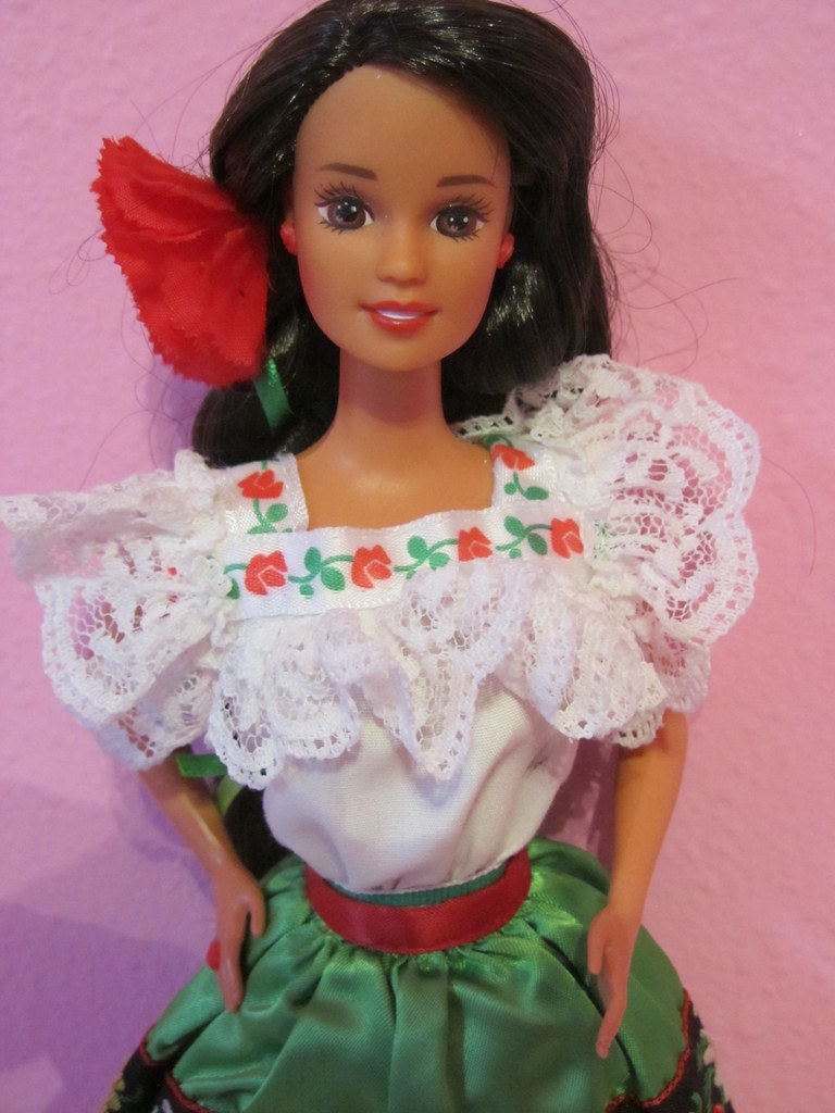 Barbie Mexican pictures forecast to wear for autumn in 2019