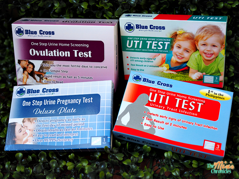 Blue Cross Home Screening Test Kits