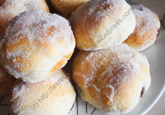 Les Meilleurs Beignets au four / Best Oven Cooked Dougnuts