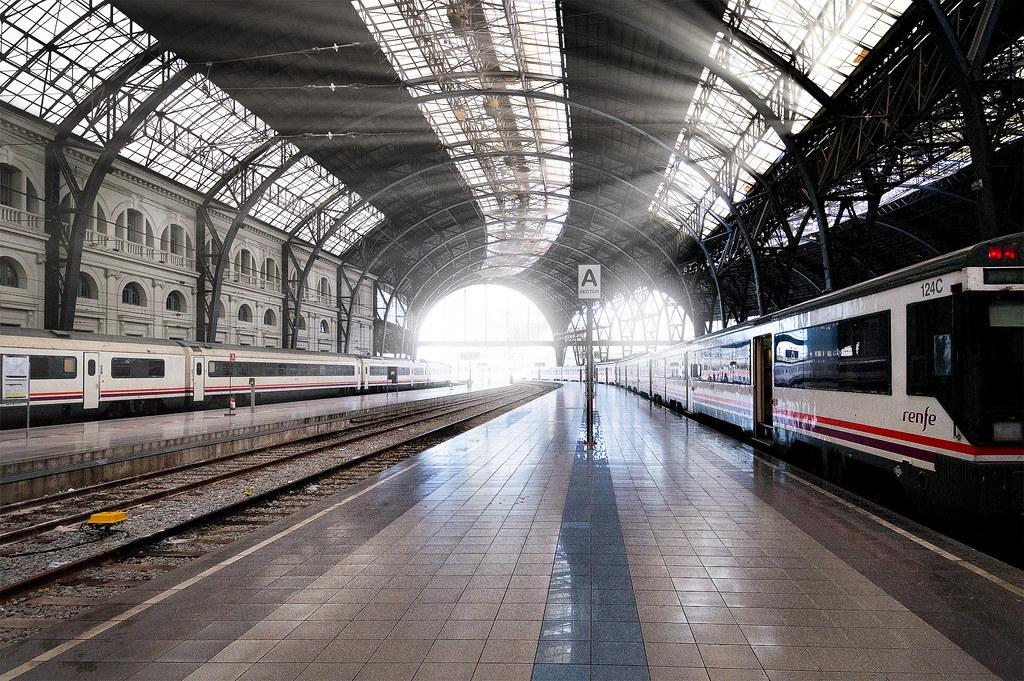 Estacion De Francia Barcelona Jose Luis Mieza Flickr