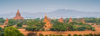 Bagan in the morning | by reubenteo