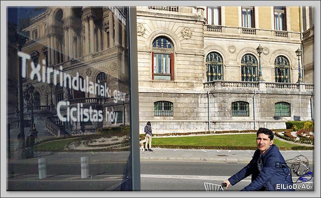 Camino de Santiago por Bilbao con Urban Bike 10