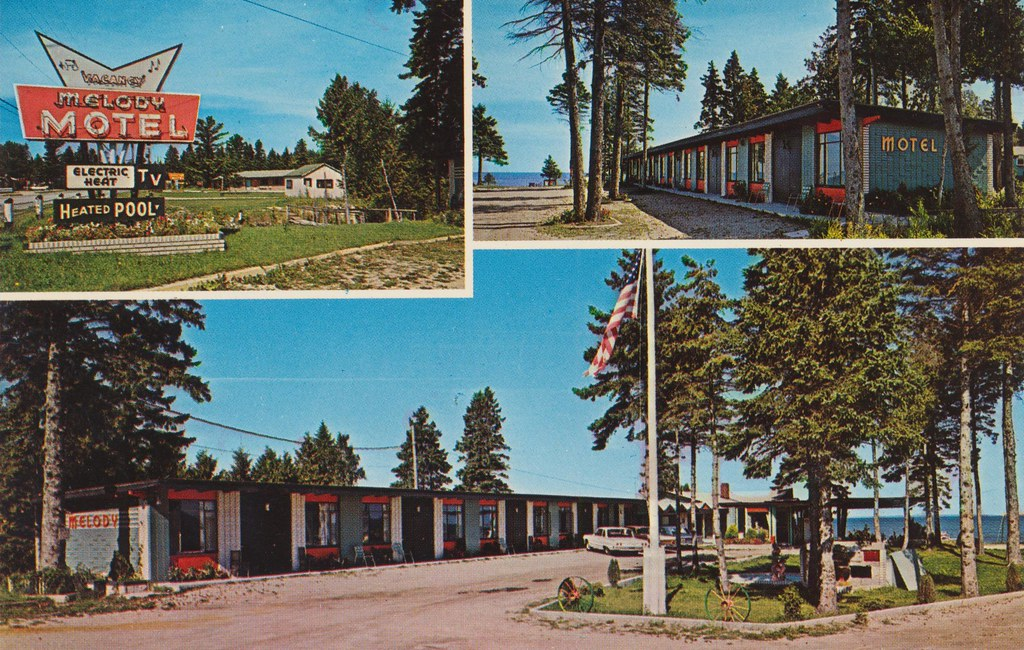 Melody Motel - St. Ignace, Michigan