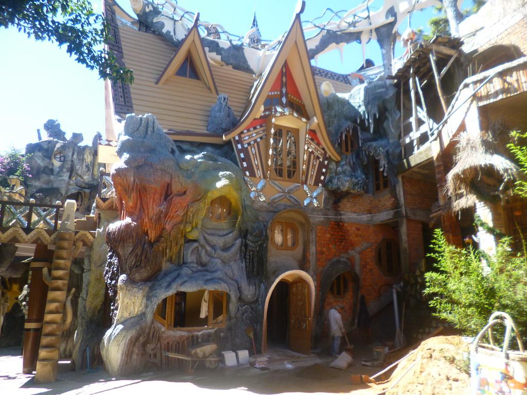 N°4h Da Lat, Crazy House, Vietnam, Fairy Tale House, Giant\u2026 | Flickr