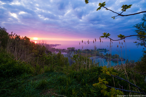 Scarborough Bluffs Sunrise | by Vaughan Weather