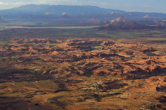 Canyonrims overlook