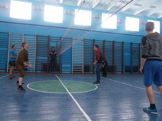 Волейбол-юнаки