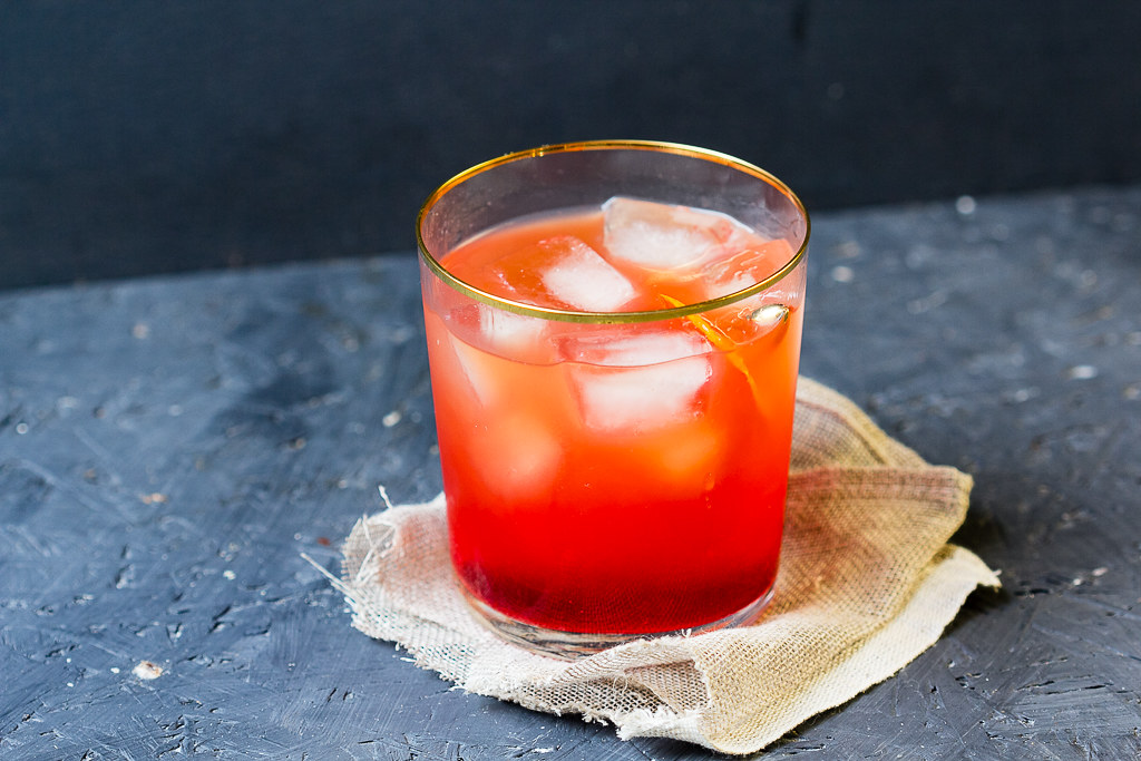 Negroni via lunchforone