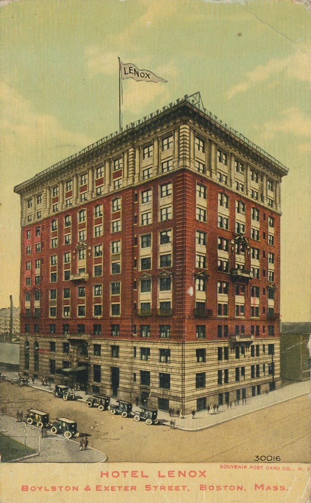 Hotel Lenox - Boston, Massachusetts