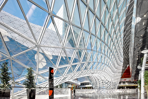 myzeil building myzeil location frankfurt germany arc flickr. Black Bedroom Furniture Sets. Home Design Ideas