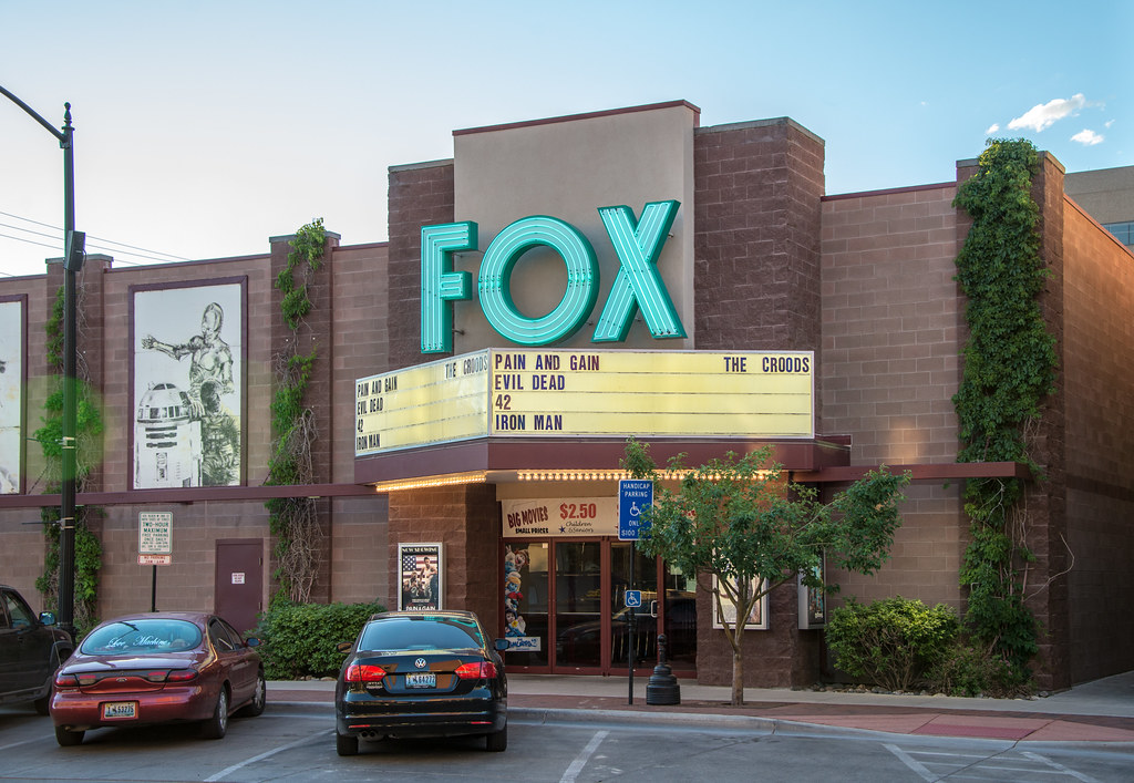 Image result for fox theater casper wyoming