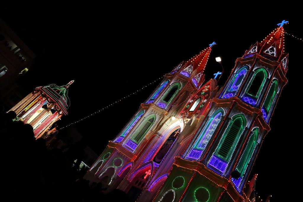 ... Our Lady of Health church - Velankanni | by Feroanto & Our Lady of Health church - Velankanni | Velankanni | Tamilnu2026 | Flickr