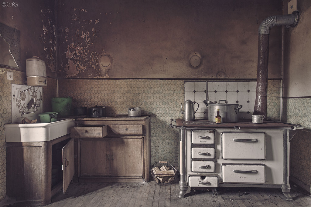 Great-Granny\'s Kitchen | Full set here: www.julicious-photog… | Flickr