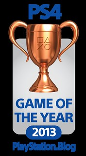 PlayStation Blog Game of the Year Awards 2013: PS4 GOTY Bronze | by PlayStation.Blog