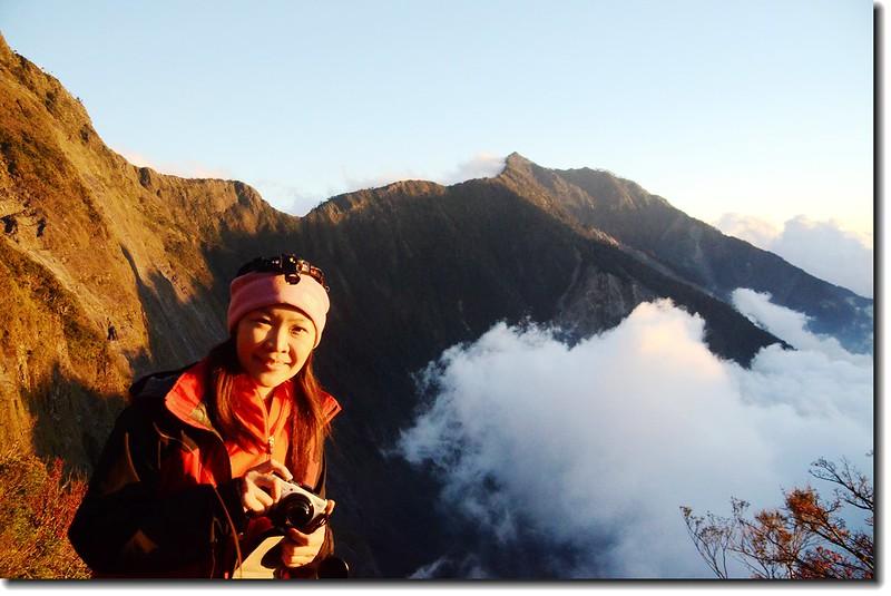 北大武山登山步道3.8K光明頂的黃昏 4