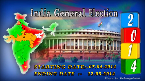 India general election 2014 date | by kottakkalnet