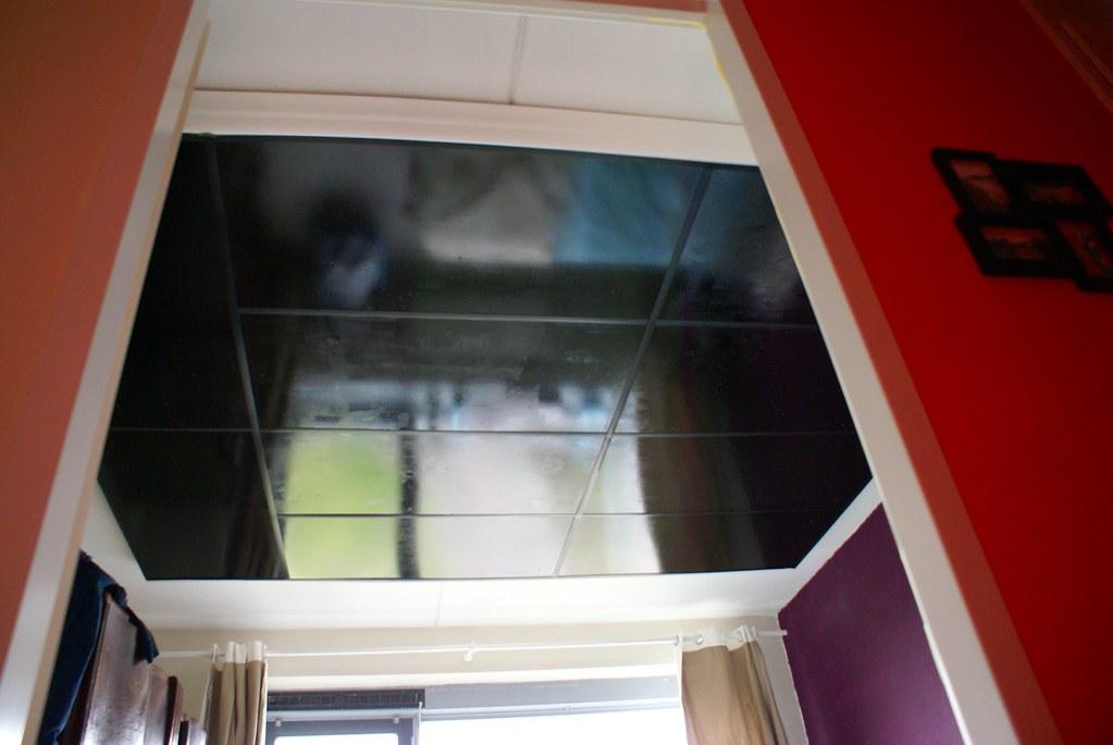 sterrenhemel slaapkamer plafond led glasvezel verlichting met sierlijst by egbertolsman