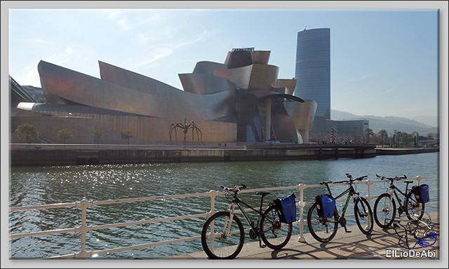 Camino de Santiago por Bilbao con Urban Bike 11