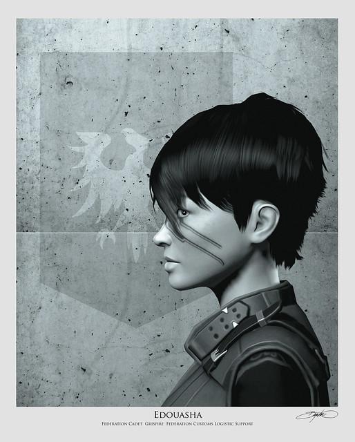 Edouasha Portrait