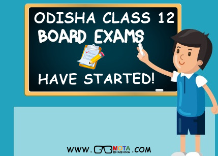 Odisha Class 12 Exam: 3.80 Lakh students will appear in Board Exams