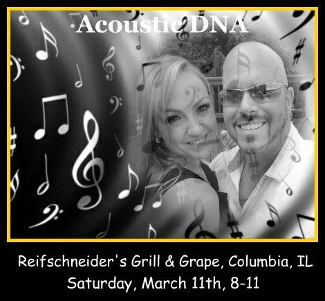 Acoustic DNA 3-11-17