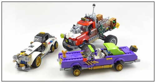 The LEGO Batman Movie cars 05