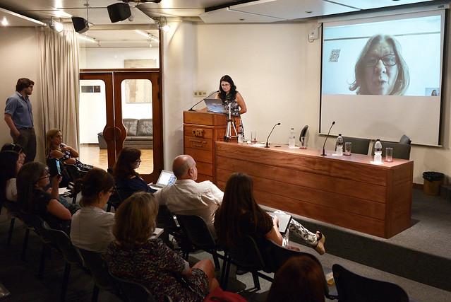Defensa de tesis doctoral de Claudia Cabrera - Febrero 2017