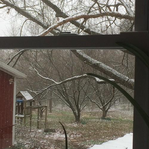 last snow of the season