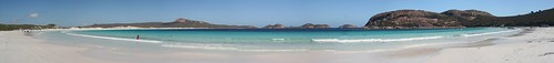 Lucky Bay Panorama 06 | by tjschu