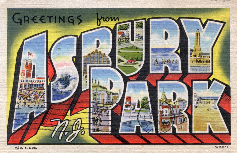 Greetings from asbury park new jersey large letter post flickr greetings from asbury park new jersey large letter postcard by shook photos m4hsunfo