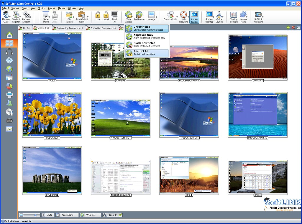 Classroom Management Software Applied Computer Systems In Flickr