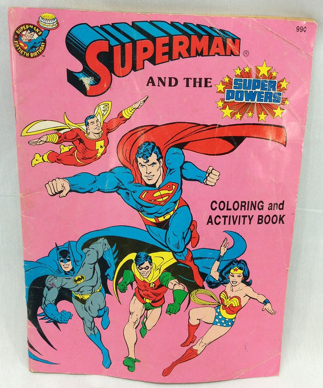 superman_superpowerscoloring