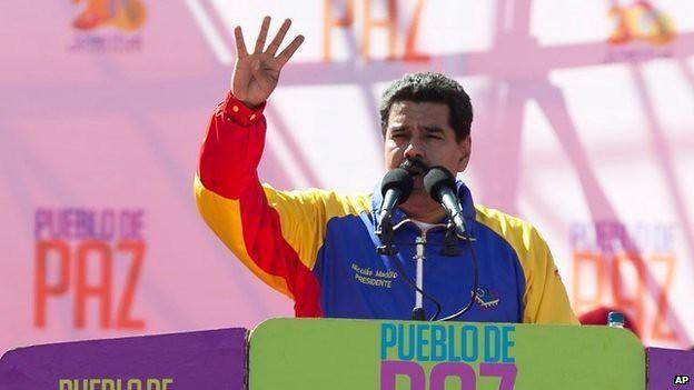 Maduro, al servicio de Goldman