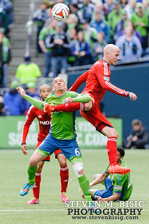 MLS: Toronto FC at Seattle Sounders | by Steven M. Bisig