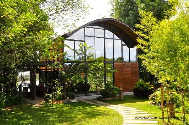 Glass Villa at San Rafael River Adventure