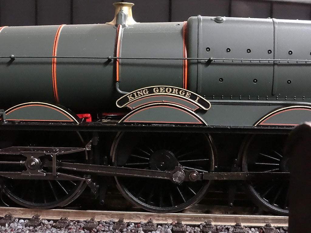 A sound choice – Hornby King on analogue DC - RMweb