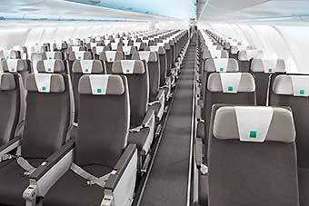 Level A330-200 cabina (Level)