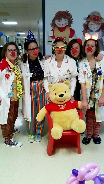 Clownterapia CONTROVENTO